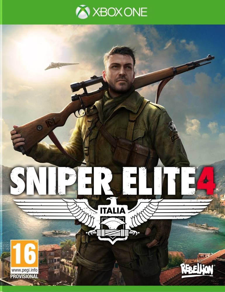 Sniper Elite 4 PL (Xbox One)